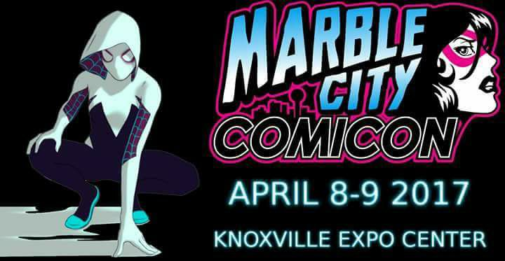 Marble City Comicon Convention Announcement