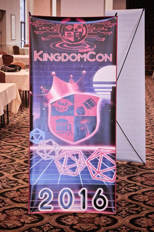 Kingdom Con Review
