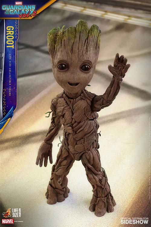 Baby Groot Life-Size Figure