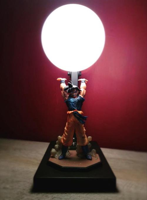 Kamehameha! Dragon Ball Z Lamps