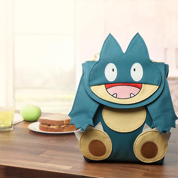 Pokemon Munchlax Lunch Bag