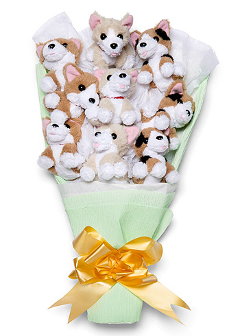 Geeky Plush Bouquets