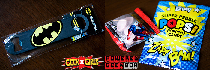 Powered Geek Box Review