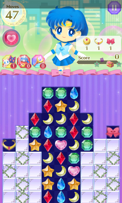 Sailor Moon Drops available in English on Android and iOS Devices