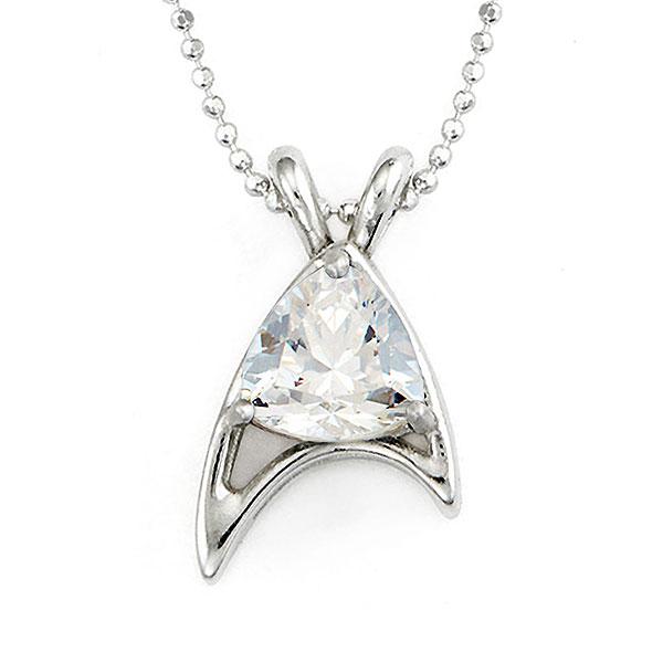 Star trek jewelry for Star hallmark on jewelry