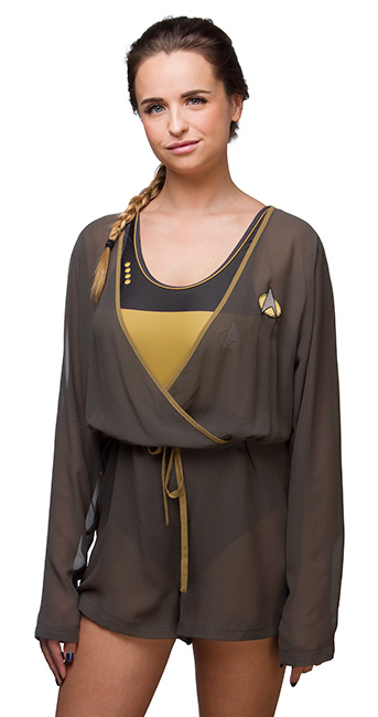 Star Trek: TNG Trekini Swimwear