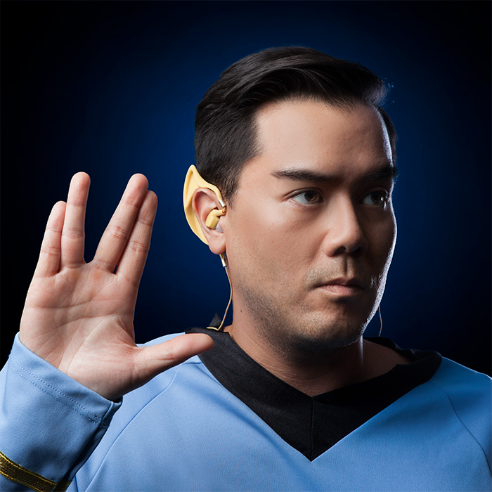 Star Trek Wireless Vulcan Earbuds