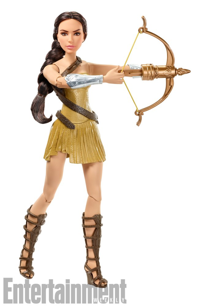First Look at Mattels Wonder Woman Toys