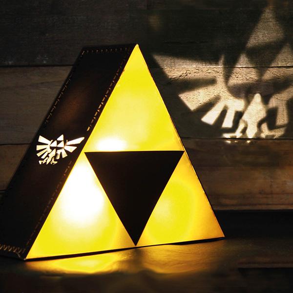 Legend of Zelda Triforce Light