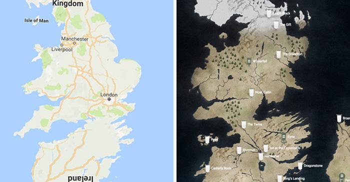 - Westeros map high resolution ...