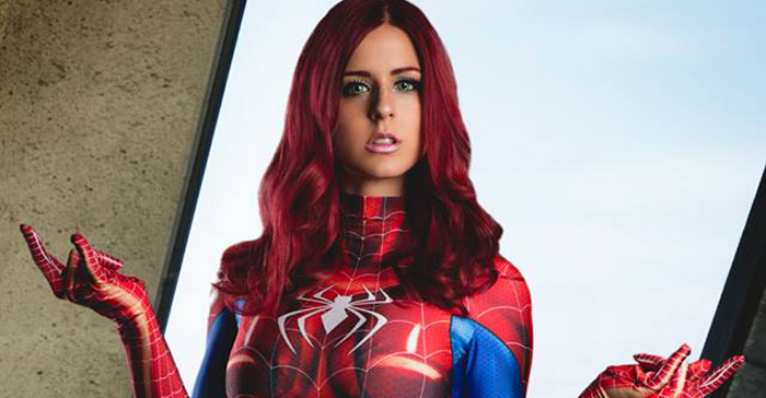 [Cosplay] Mary Jane (Spider-man) by ricare (NSFW)   G4SKY.net