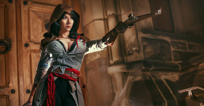 Assassin S Creed Cosplay