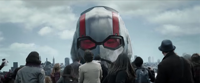 Ant-Man and the Wasp First Trailer