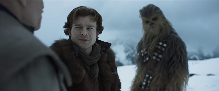 Solo: A Star Wars Story First Trailer