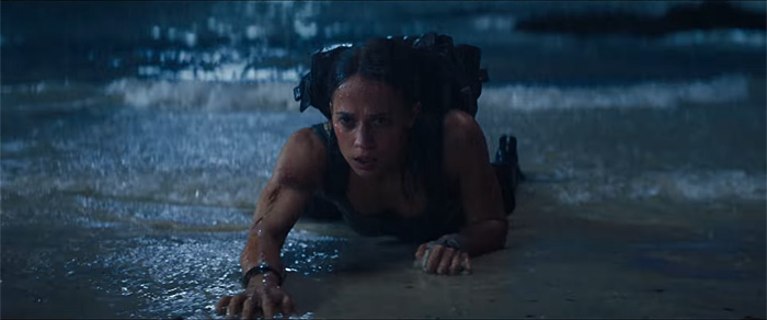 TOMB RAIDER - Official Trailer #1