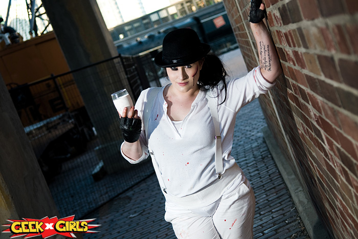 Alex DeLarge Clockwork Orange Cosplay