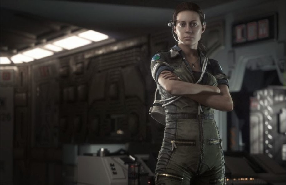 Alien: Isolation Official Gameplay Trailer‬