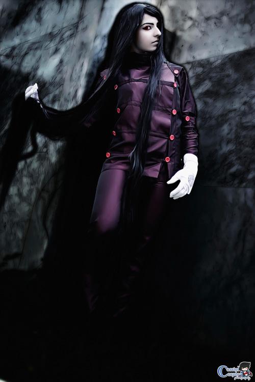 alucard from hellsing cosplay