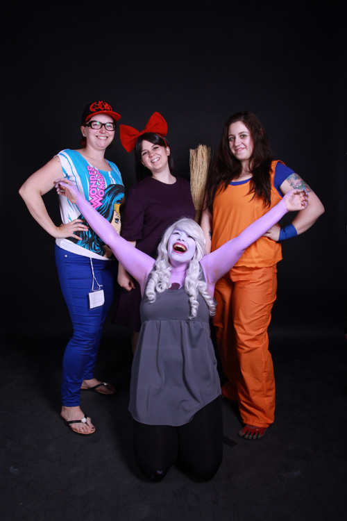 Geek Girls at Anime North 2015