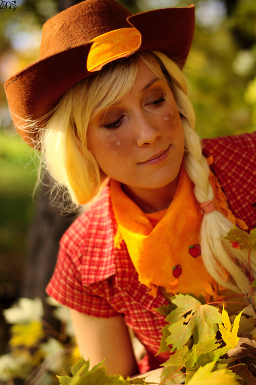 Applejack Cosplay