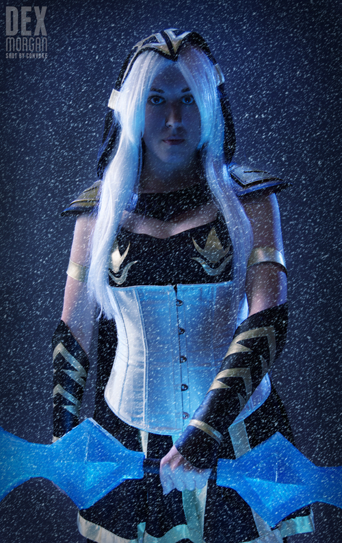 Ashe League Of Legends Cosplay