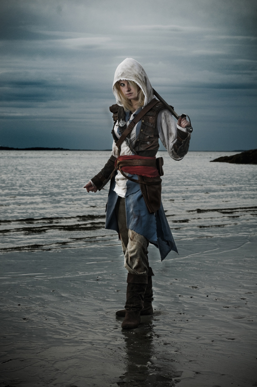 Female Edward Kenway Assassin S Creed Cosplay