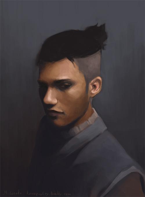 Avatar And Legend Of Korra Realistic Portraits