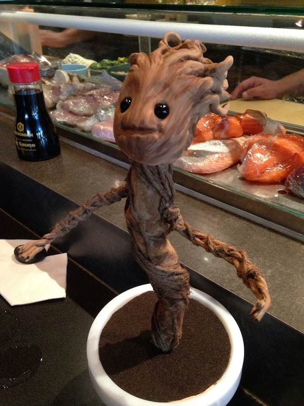 How To Make Your Own Dancing Baby Groot