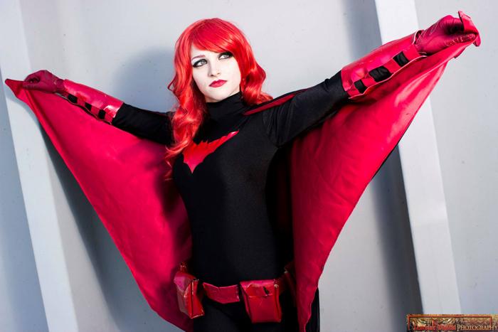 Cosplay babes the original batwoman
