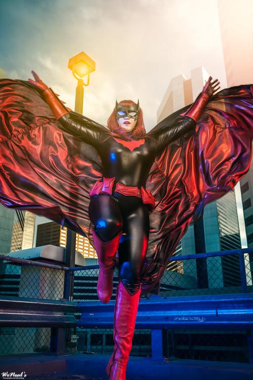 Batwoman New New 52 Batwoman Cosplay