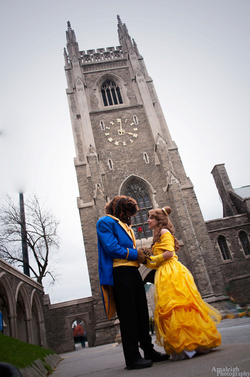 Beauty & the Beast Cosplay