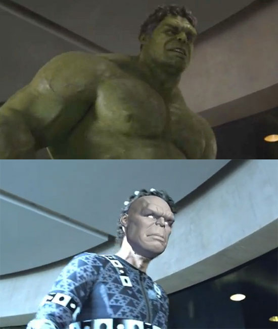 Movies Before & After CGI