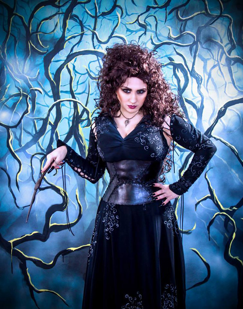 Bellatrix Cosplay