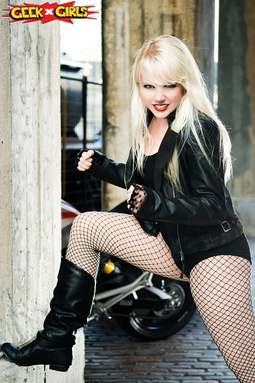 Black Canary Cosplay