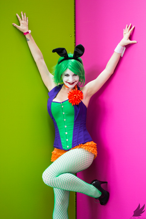 Bunny Joker Cosplay