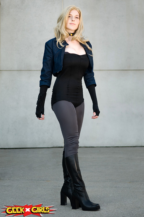 Black Canary & Red Arrow Cosplay