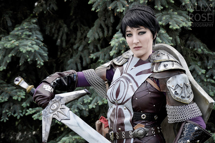 sc 1 st  Geek X Girls & Cassandra from Dragon Age: Inquisition Cosplay