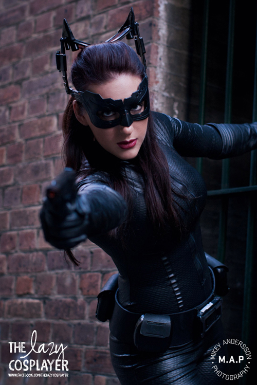 Batman The Dark Knight Rises Catwoman Catwoman Cosplay