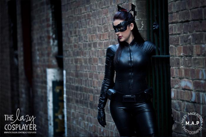 Catwoman dark knight rises costume