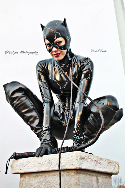 Catwoman Cosplays