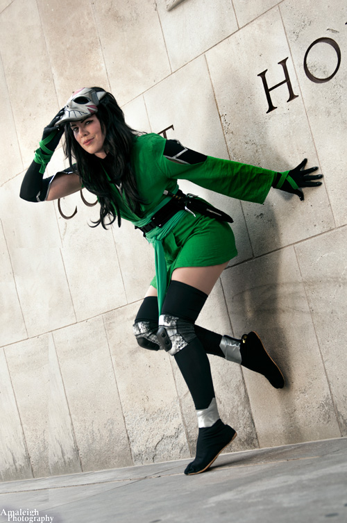 Cheshire from Young Justice Cosplay