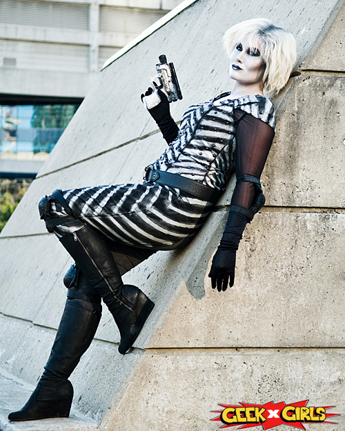 Chiana from Farscape Cosplay