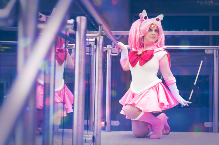Sailor Chibi Moon Cosplay
