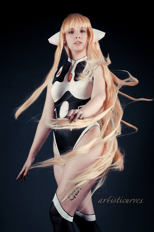 Chii from Chobits Body 