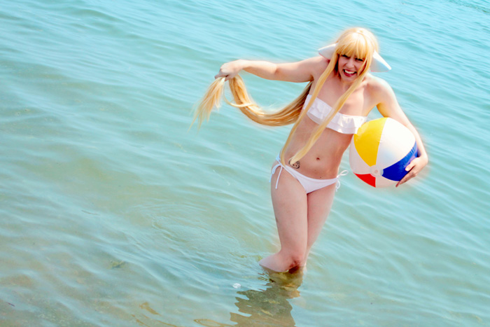 Chii Bathing Suit Cosplay