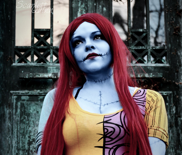 from The Nightmare Before Christmas Cosplay