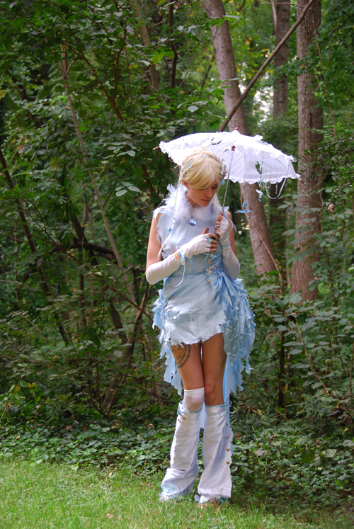 Post Apocalyptic Cinderella Cosplay