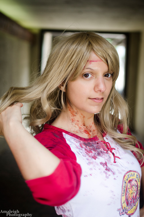 Claire Bennet from Heroes Cosplay