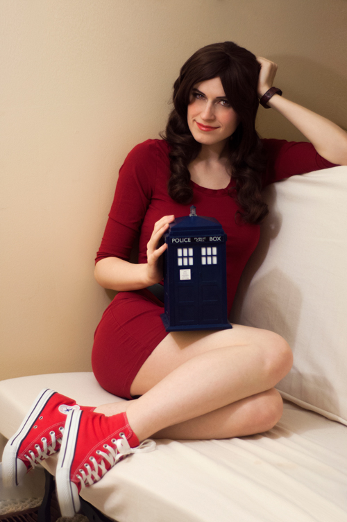 Clara Oswin Oswald Doctor Who Cosplay