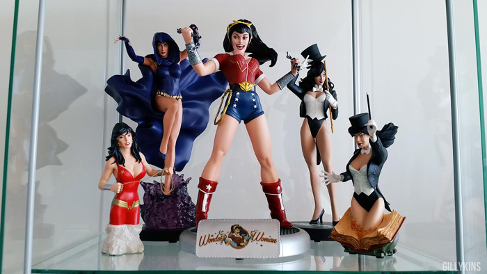 Geek Girls Collections